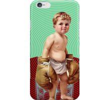 Boom boxer iPhone Case/Skin