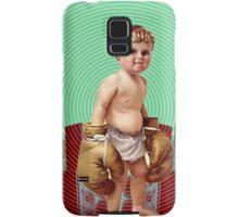 Boom boxer Samsung Galaxy Case/Skin