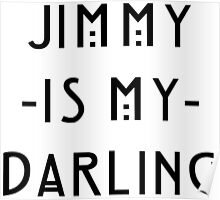 Jimmy -Is My- Darling Poster