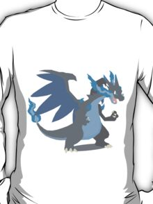 Charizard Mega Evolution - Pokemon X T-Shirt