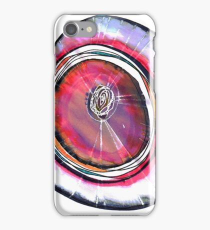 Tie Dye Pebble iPhone Case/Skin