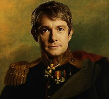 Soldier John Watson by thescudders