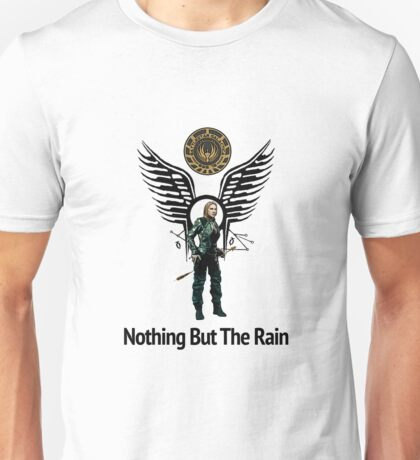 Battlestar Galactica - Starbuck - Bring On The Rain  Unisex T-Shirt