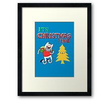 It's Christmas Time! Framed Print