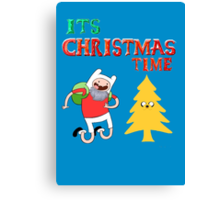 It's Christmas Time! Canvas Print