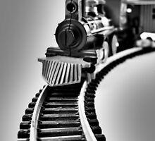 Fantasy Train Ride by InfinityRain