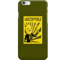 Unacceptable, 2014 iPhone Case/Skin