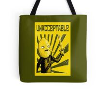 Unacceptable, 2014 Tote Bag