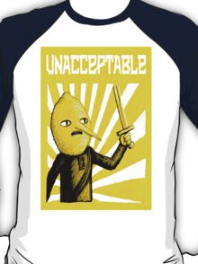 Unacceptable, 2014 T-Shirt