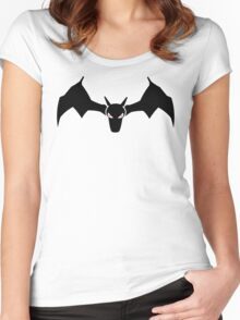 Charizard's dominion Women's Fitted Scoop T-Shirt
