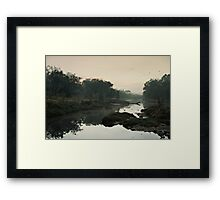 The Fog of Dawn Framed Print
