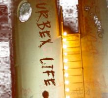 Urbex Life Sticker