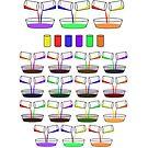 Colour Chemistry - Digital Design  by Styl0