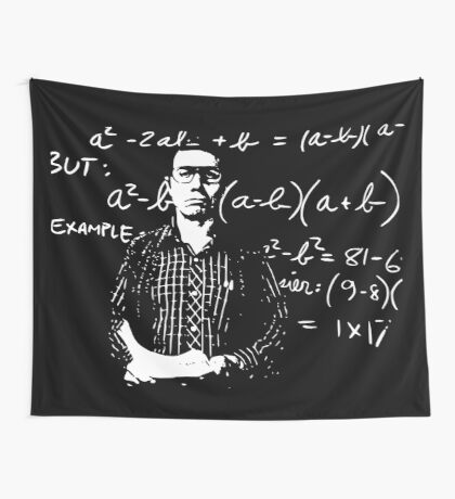 Stand And Deliver Wall Tapestry