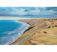 Grand Sable Dunes Photographic Print