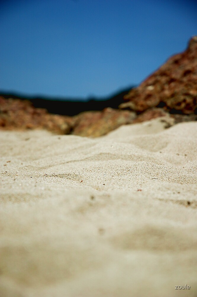 Beach Sand by zoule
