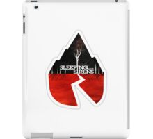 Sleeping with sirens iPad Case/Skin