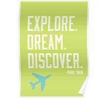 Discover Poster