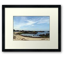 Ballintoy Harbor - Pyke Framed Print