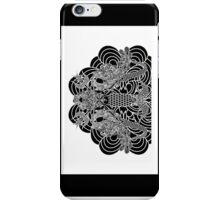 Poseidon and his twin daughters iPhone Case/Skin