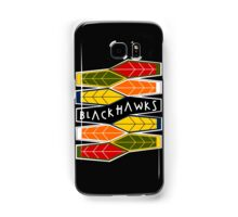 Deco: Dark Colours Samsung Galaxy Case/Skin