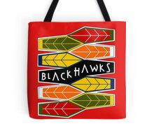 Deco: Dark Colours Tote Bag