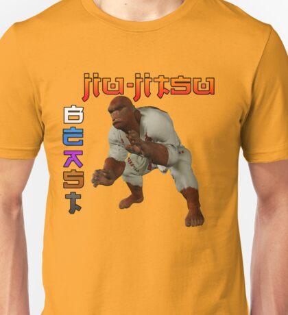 Jiu-Jitsu Beast Unisex T-Shirt