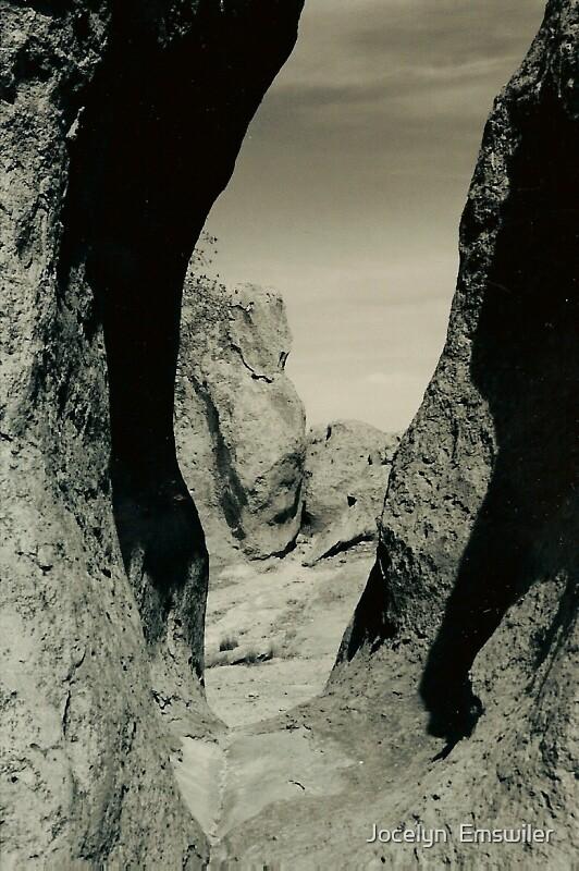 Boulders by Jocelyn  Emswiler