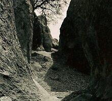 Huge Boulders by Jocelyn  Emswiler