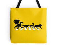 Road to the Iron Throne Tote Bag