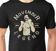 Movember Legend Unisex T-Shirt