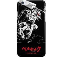 Berserk Armor iPhone Case/Skin