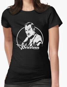 Vincent Priceless Womens Fitted T-Shirt