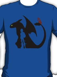 How To Train Your Dragon T-Shirt