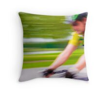 Spin Cycle Throw Pillow