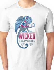 Wicked Deliveries Unisex T-Shirt
