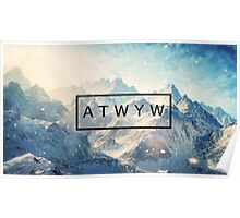 ATWYW - Heavy Chance of Snow Poster