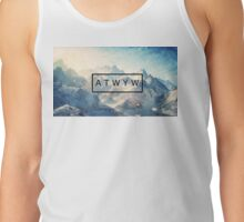 ATWYW - Heavy Chance of Snow Tank Top