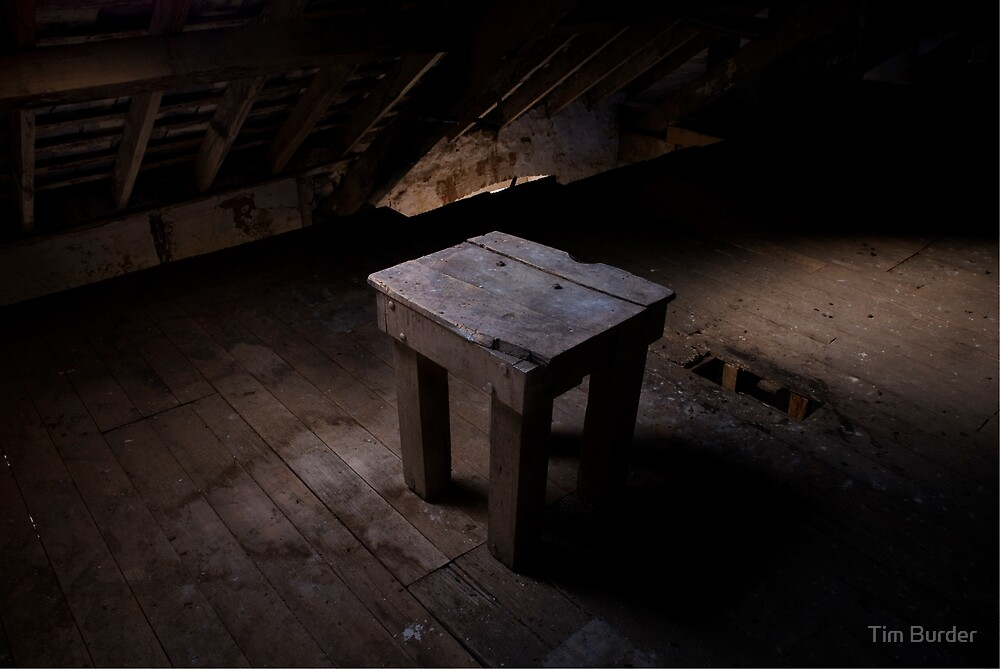 Little Table at Andersons Mill by Tim Burder