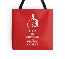Home Alone - Keep the Change You Filthy Animal Tote Bag