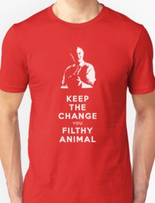 Home Alone - Keep the Change You Filthy Animal T-Shirt