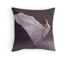 Whoosh.. Throw Pillow