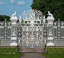 Entrance Gates by Yampimon