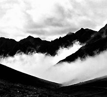 a mystic's walk through clouds by ali guida