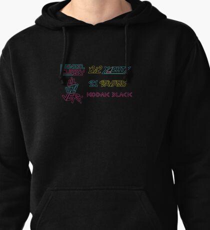 XXL Freshman 2016 Artwork Pullover Hoodie