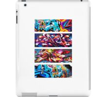 Graffitee'd iPad Case/Skin