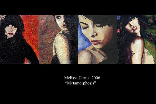 Metamorphosis by Melissa Jayne Curtis