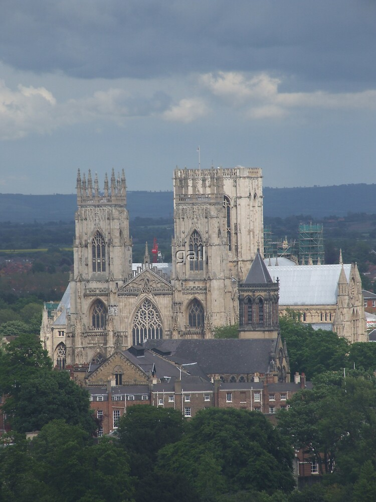 york by gail