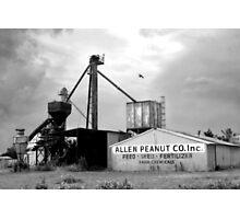 Allen Peanuts Photographic Print