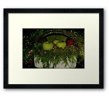 Some Call it Magic Framed Print